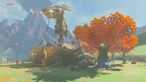 BotW East Akkala Stable.png