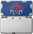 New Nintendo 2DS XL Hylian Shield Edition 2.png