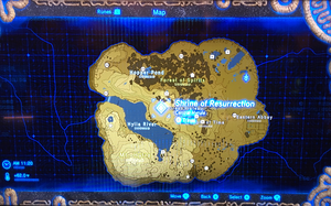 BotW Great Plateau Map.png