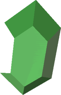 PH Green Rupee Obtained Model.png