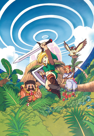 Zelda Timeline/Fallen Hero Timeline - Zelda Wiki